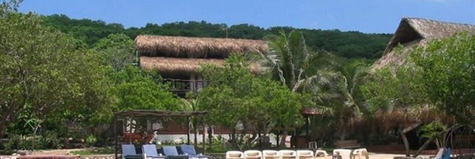 La playa Fuente Hotel Sport Barú Facebook