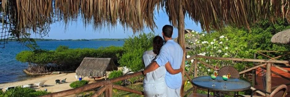 Vista desde balcon Fuente Hotel Sport Barú Facebook